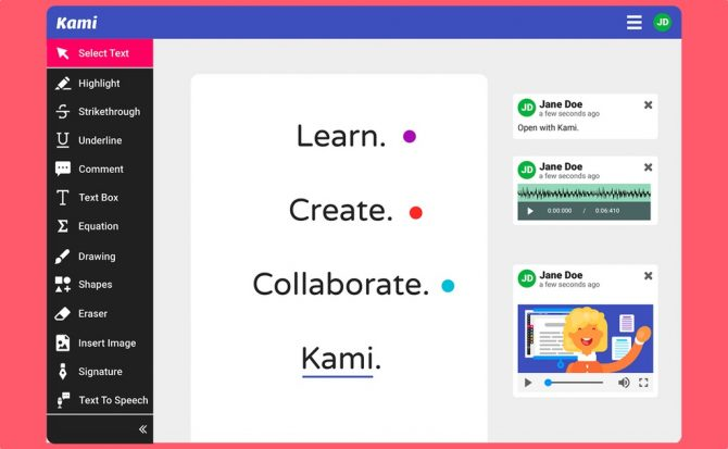 Kami: A magic pencil to write down in PDF - TechSpices